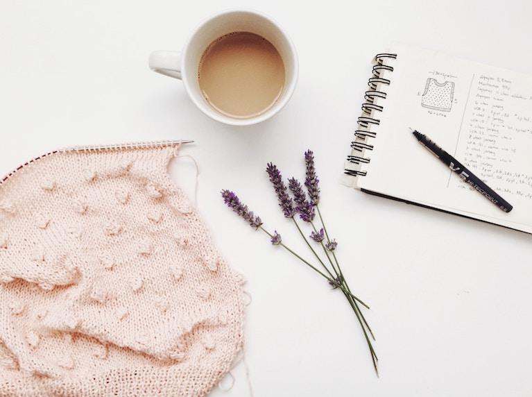 learn knitting learn crochet